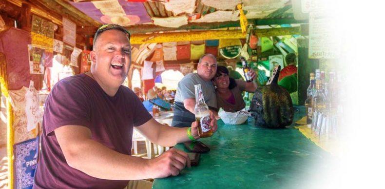cozumel bar hop rastas